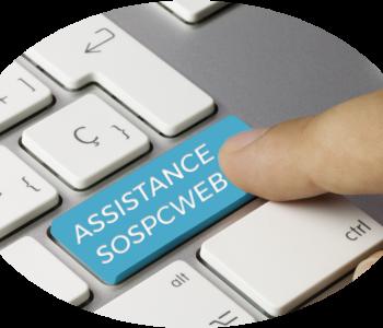 19/08/2020 sospcweb réparation informatique et solutions web aides administrative sur internet var 83